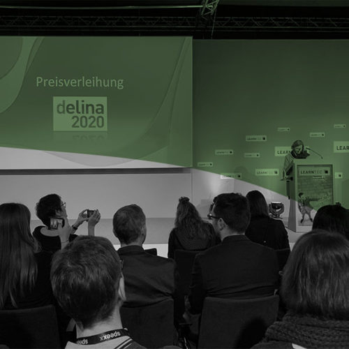"""Pfeffermind Top3 beim Innovationspreis """"delina"""""""