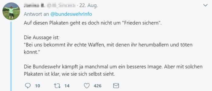 Gamescom Bundeswehr