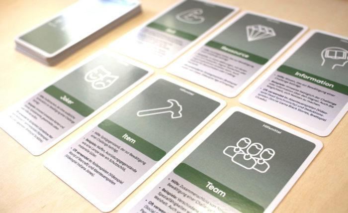 Spiel-Element Hilfsmittel