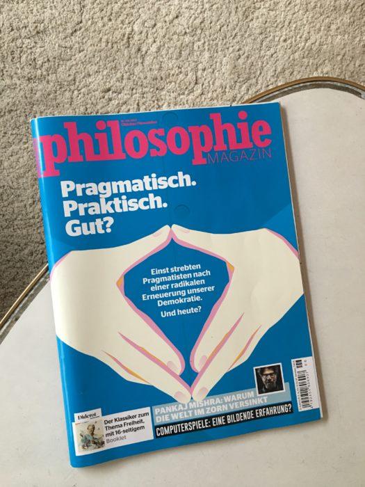 Pfeffermind im Philosophie Magazin über Serious Games