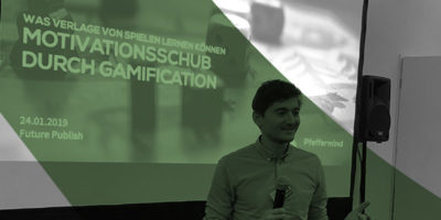 Gamification in Berlin: Beim CCB Magazin-Launch